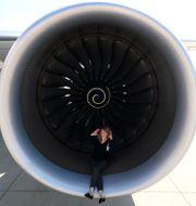 Rolls-Royce-motor modell större. Kai Pfaffenbach / TT NYHETSBYRÅN