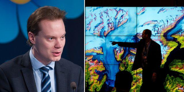 Martin Kinnunen (SD). TT