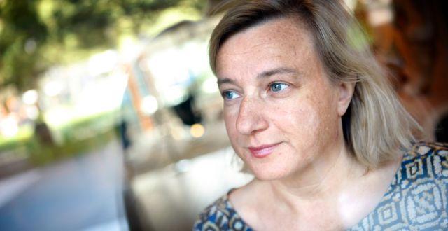 Cecilia Hermansson, arkivfoto. FREDRIK PERSSON / TT / TT NYHETSBYRÅN