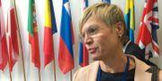 Elisabeth Backteman  Lars Larsson/TT / TT NYHETSBYRÅN
