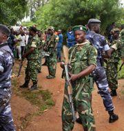Protesterna i Burundi. STR / TT / NTB Scanpix