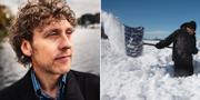 SVT:s meteorolog Pererik Åberg  TT