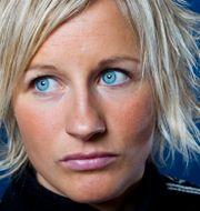 Vibeke Skofterud.  Larsen, Håkon Mosvold / TT NYHETSBYRÅN