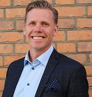 Nordnets Sverigechef Martin Ringberg.