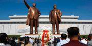 Pyongyang i Nordkorea. Arkivbild. Jon Chol Jin / TT NYHETSBYRÅN