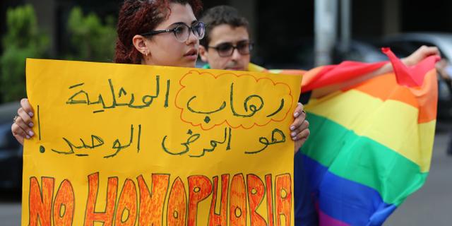 Nya ron om homosexuella