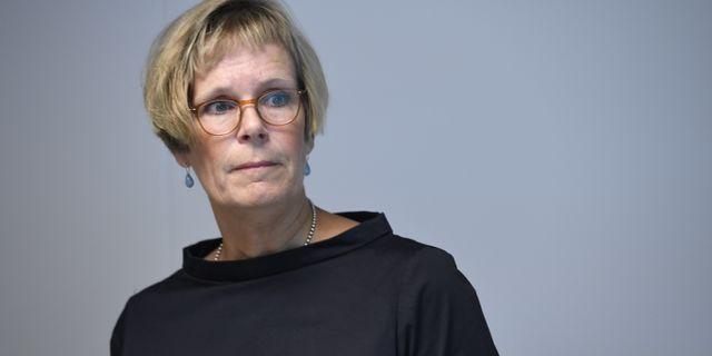 Ann Lemne, projektledare medicinska åldersbedömningar. Arkivbild. Marcus Ericsson/TT / TT NYHETSBYRÅN
