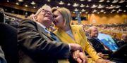 Alf Svensson och Ebba Busch Thor. Arkivbild. Pavel Koubek / TT / TT NYHETSBYRÅN