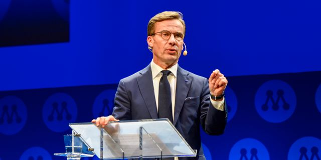 Linus Svensson/TT / TT NYHETSBYRÅN