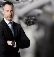 Richard Falkenhäll, valutastrateg på SEB. Michael Probst och Magnus Sandberg