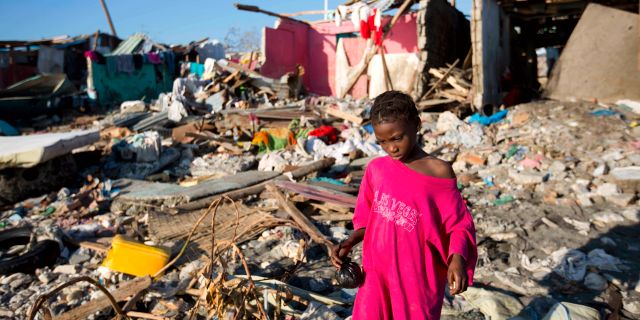 Usa tvingade mig lamna haiti