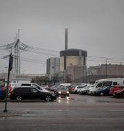 Ringhals kärnreaktor 1, som ska stängas ner vid årsskiftet. Jonas Lindstedt/TT / TT NYHETSBYRÅN