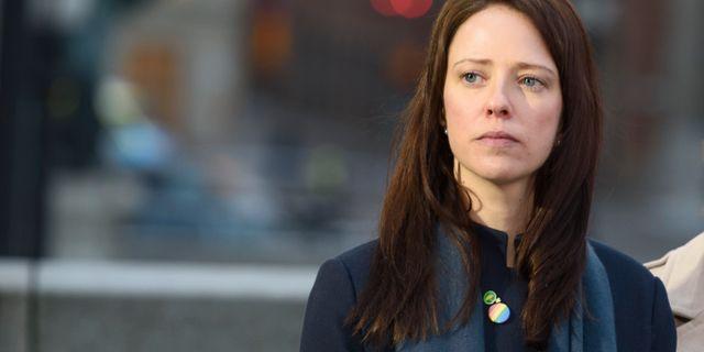 Åsa Lindhagen (MP) Naina Helén Jåma/TT / TT NYHETSBYRÅN