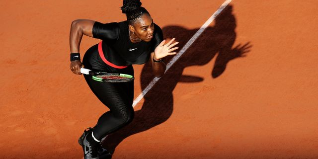 Serena Williams.  MATTHIAS HAUER / GEPA PICTURES