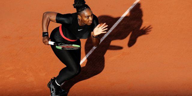 Serena Williams.  MATTHIAS HAUER / GEPA PICTURES