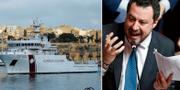 Fartyget Bruno Gregorietti / Matteo Salvini. TT