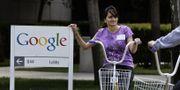 Googles högkvarter i Kalifornien.  TT