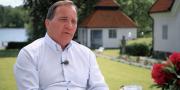 Skärmbild från TV4:s intervju TV4