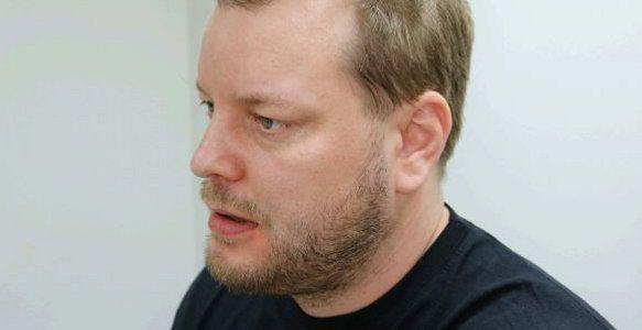 Daniel Nyqvist. POLISEN/TT / TT NYHETSBYRÅN