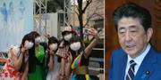 Ungdomar i Japan / Shinzo Abe TT