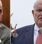 Stephen Miller/Rudy Giuliani. TT