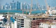 Doha, Qatar.  JESSICA GOW / TT / TT NYHETSBYRÅN