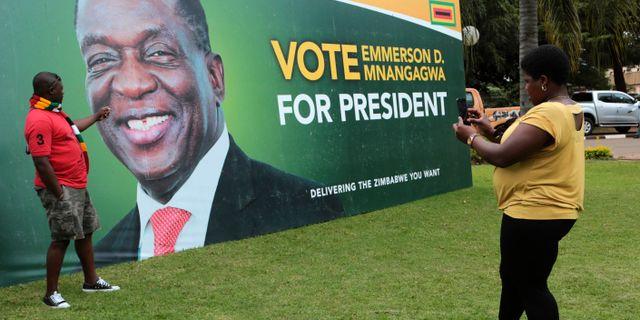 Krav pa att valet i zimbabwe skjuts upp
