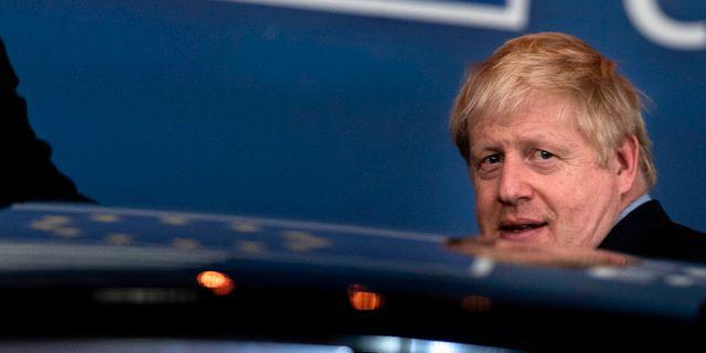 Storbritanniens premiärminister Boris Johnson. KENZO TRIBOUILLARD / AFP