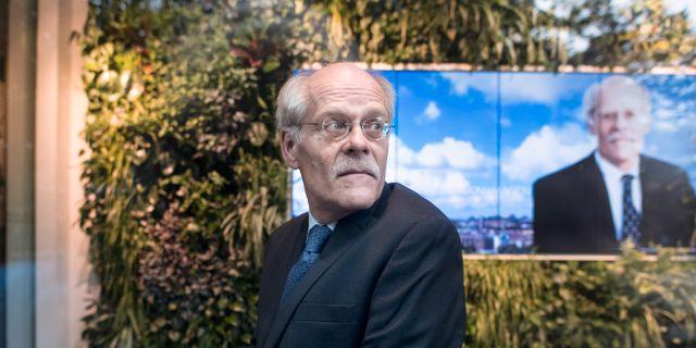 Ingves. Björn Larsson Rosvall/TT / TT NYHETSBYRÅN