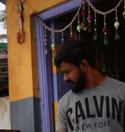Översvämningar i Mumbai i Indien. Rafiq Maqbool / TT NYHETSBYRÅN/ NTB Scanpix
