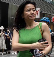 Cheng Lei. Arkivbild. Ng Han Guan / TT NYHETSBYRÅN