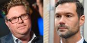 Gunnar Strömmer och Johan Forssell. TT