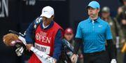 Rory McIlroy på British Open. Peter Morrison / TT NYHETSBYRÅN/ NTB Scanpix