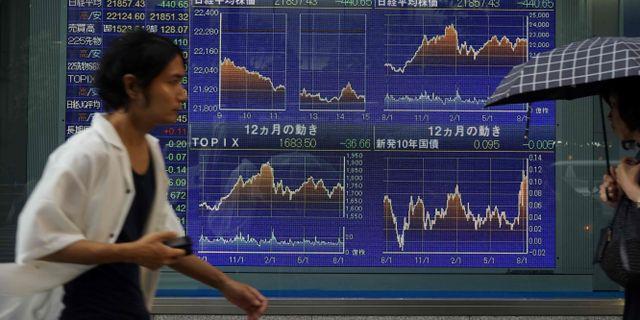 Japan flyttar missiler in i tokyo