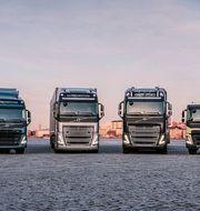 Volvos nya lastbilar. Volvo Trucks