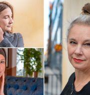 Sheila Heti/Rachel Cusk/Sara Stridsberg. TT