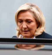 Marine Le Pen. Michel Spingler / TT NYHETSBYRÅN