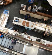 Illustrationsbild: Mall of Scandinavia i Solna utanför Stockholm.  Fredrik Sandberg/TT / TT NYHETSBYRÅN