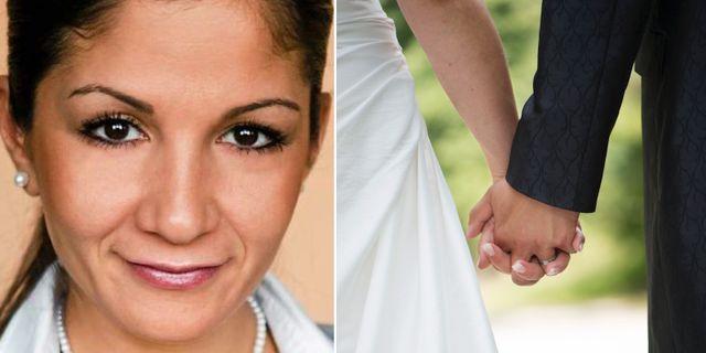 Gulan Avci (L) är kritisk till Sveriges agerande när det gäller bortgifta barn. TT