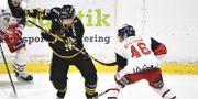 Mtach mellan AIK och Västerviks IK. Claudio Bresciani/TT / TT NYHETSBYRÅN