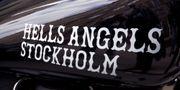 Hells Angels Stockholm. Arkivbild. Janerik Henriksson/TT / TT NYHETSBYRÅN