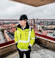 Oscar Engelbert ägare av bolaget Oscar Properties. Tomas Oneborg/SvD/TT / TT NYHETSBYRÅN