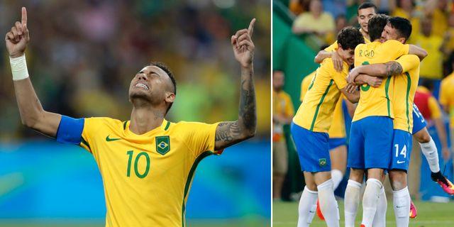Det liknar hur barnen har i brasilien
