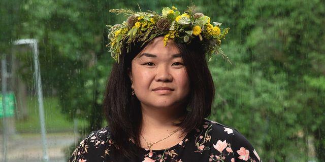 Madeleine In Hwa Björk. Mattias Ahlm/Sveriges Radio