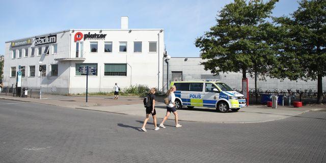 Hjalmar Brantingsplatsen i Göteborg. Adam Ihse/TT / TT NYHETSBYRÅN