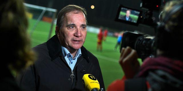 Stefan Löfven. Claudio Bresciani/TT / TT NYHETSBYRÅN