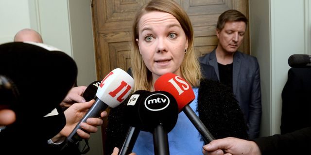 Centerpartiets partiledare Katri Kulmuni. Mikko Stig / TT NYHETSBYRÅN