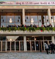 Malmö Opera Johan Nilsson/TT / TT NYHETSBYRÅN