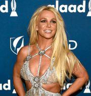 Britney Spears. Chris Pizzello / TT NYHETSBYRÅN