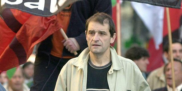Josu Ternera. Arkivbild från 2002. ALFREDO ALDAI / TT NYHETSBYRÅN